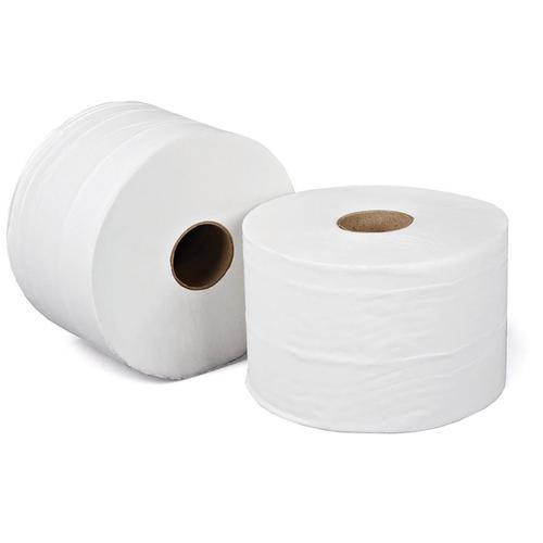 Versatwin 180 Toilet Rolls 1-Ply 180m width 90mm White Ref JT1180DS [Pack 24]