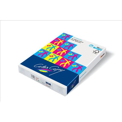 Color Copy Card Premium Super Smooth A4 250gm FSC Ref 58146 [125 Sheets]