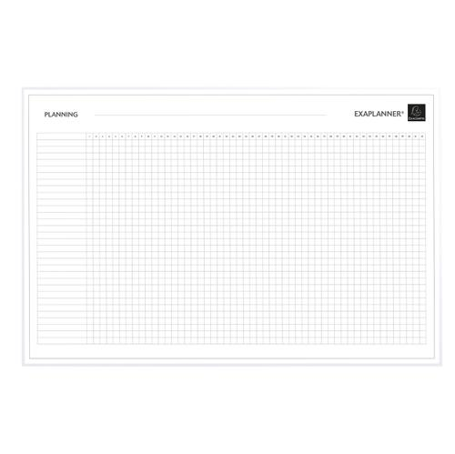 Exacompta Magnetic Project Management Planner 900x50x590mm Ref 57160E