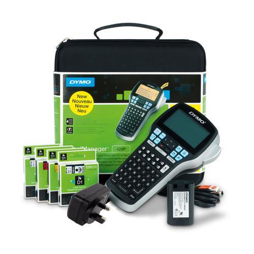 DYMO LabelManager 420P Kit Case Ref S0915480