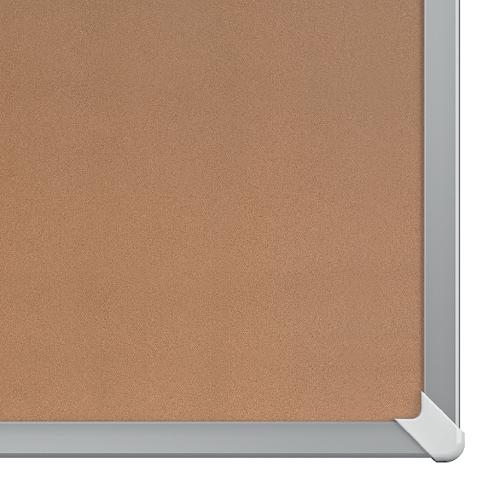 Nobo 40 inch Widescreen Cork Notice Board 890x500mm Ref 1905307