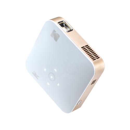 Kodak Luma 350 Smart DLP Pocket Projector 350 Lumens Projects Up To 200inch Screen Ref RODPJS350WH