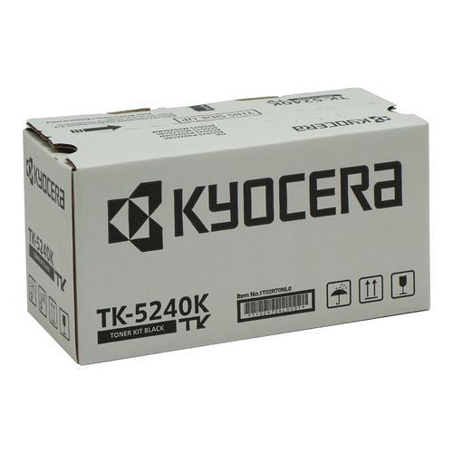 Kyocera TK-5240 Laser Toner Cartridge Page Life 4000pp Black Ref TK-5240K