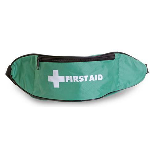 Click Medical Bum Bag Adjustable Nylon Small Green Ref CM1100 *Up to 3 Day Leadtime*