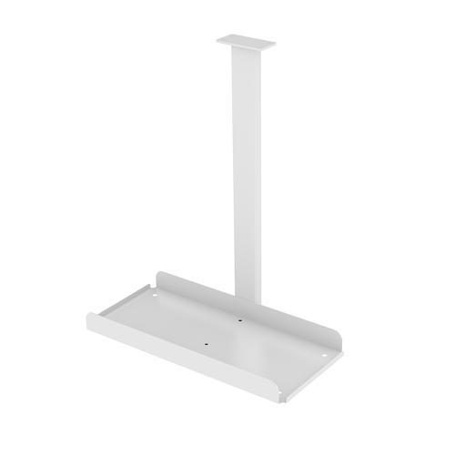 Trexus Pc Holder Desk Mounted Silver Ref BE046