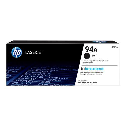 HP 94A Laser Toner Cartridge Page Life 1200pp Black Ref CF294A