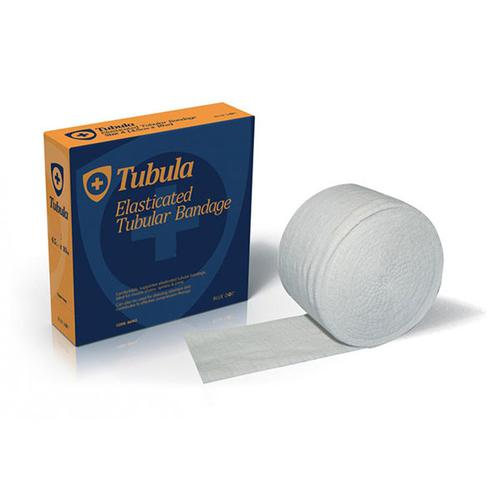 Click Medical Tubular Bandage Cotton/Elastic Size F 4.5cm x 10m White Ref CM0592 *Up to 3 Day Leadtime*