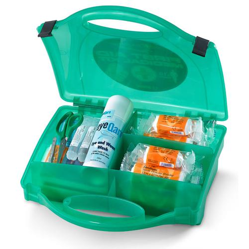 Click Medical Traders First Aid Kit 10 Person Ref CM0210 *Up to 3 Day Leadtime*