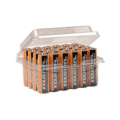 Duracell Batteries Industrial AAA Tub Ref AAADURINDB24T [Pack 24]