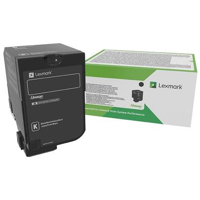 Lexmark CX725 Laser Toner Cartridge Corporate High Yield Page Life 25000pp Black Ref 84C2HKE