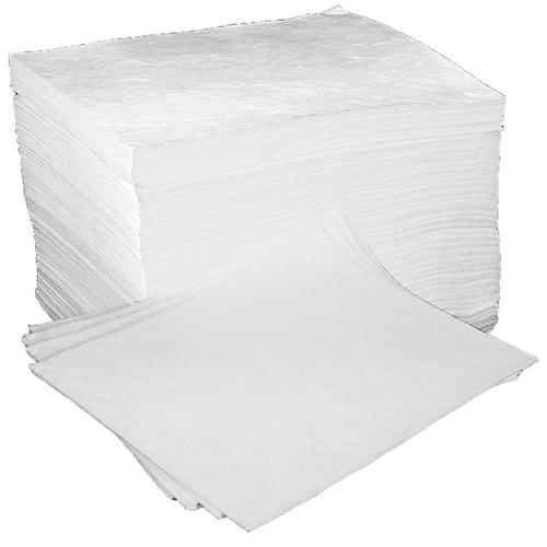 Fentex Oil & Fuel Absorbent Pads Ref OB100MF [Pack 100] *Up to 3 Day Leadtime*