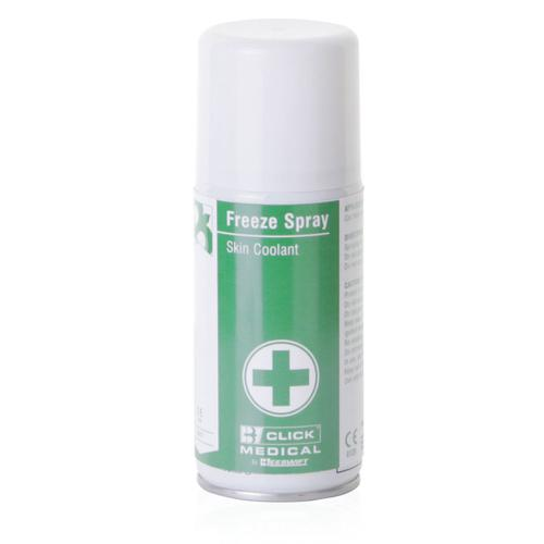 Click Medical Freeze Spray Skin Coolant 150ml Ref CM0377 *Up to 3 Day Leadtime*