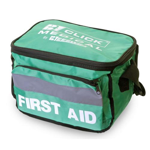 Click Medical First Aid Bag Heavy Duty Ref CM1102 *Up to 3 Day Leadtime*