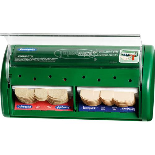 Click Medical Salvequick Plaster Dispenser Ref CM0540 *Up to 3 Day Leadtime*