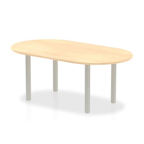 Trexus Boardroom Table 1800x1200x730mm Maple Ref I000263