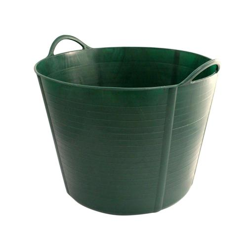 General Purpose 42 Litre Flexi Trug Green