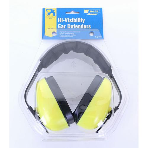 B-Safe Ear Defender Muffs Saturn Yellow Ref BS004 *Up to 3 Day Leadtime*