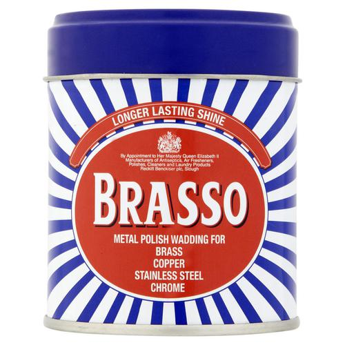 Brasso Metal Polish Wadding 75g Ref 0125758