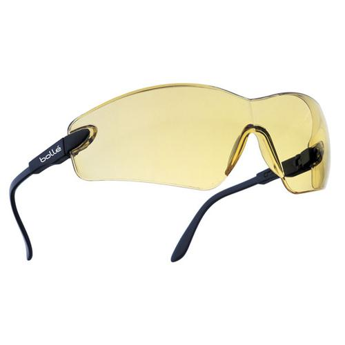 Bolle Viper Spectacles Yellow Ref BOVIPPSJ [Pack 10] *Up to 3 Day Leadtime*