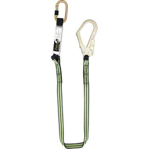 Kratos 1.8M Lanyard plus Scaff Hook Ref HSFA3030418 *Up to 3 Day Leadtime*