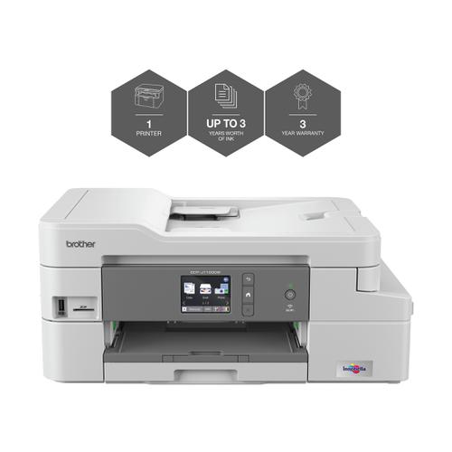 Brother DCPJ1100DW All-in-Box Inkjet Printer Ref DCPJ1100DWZU1