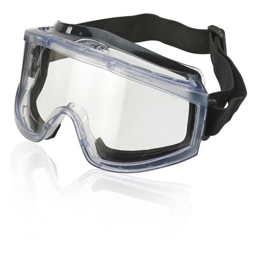 B-Brand Comfort Fit Goggles Clear Ref BBCFG [Pack 10] *Up to 3 Day Leadtime*