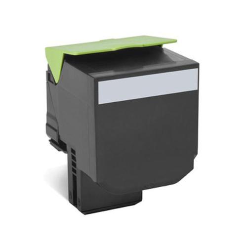 Lexmark 802XK Laser Toner Cartridge Return Programme Extra High Yield Page Life 8000pp Black Ref 80C2XK0