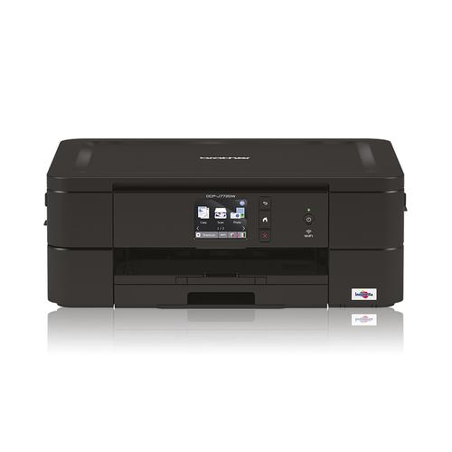 Brother DCP-J772DW Inkjet Printer 3 in 1 Copier Scanner LCD Display Ref DCP-J772DW
