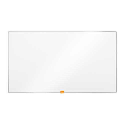 Nobo Whiteboard Widescreen 40 Inch Nano Clean Magnetic W890xH500 White Ref 1905297