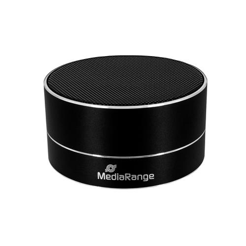 Media Range BlueTooth Portable Speaker Range Up to 10metres Ref MR733