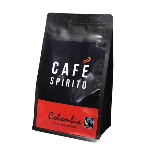Cafe Spirito Columbia Fair Trade Coffee 200g