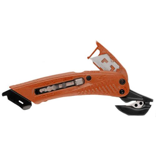 Pacific Handy Cutter S5 Safety Cutter for Left Handed Users Red Ref S-5L *Up to 3 Day Leadtime*