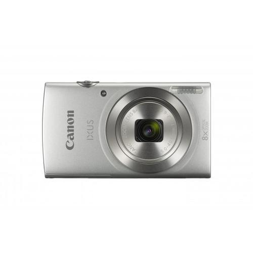 Canon IXUS 185 Camera Kit 20MP 16x Zoom Plus Full HD Movies Case & 32GB SD Card Black Ref CAN2969