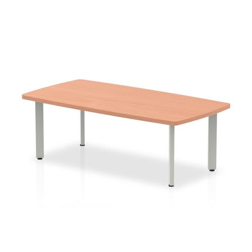 Trexus Coffee Table 1200x600x450mm Beech Ref I000082