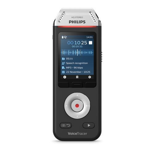 Philips DVT2810 VoiceTracer Plus Speech Recognition Software 8GB Ref DVT2810/00