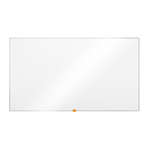 Nobo Widescreen 70 inch Whiteboard Nano Clean Magnetic Steel 1550x870mm Ref 1905299