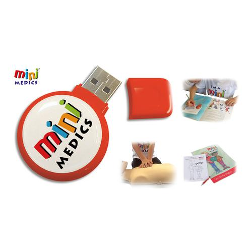 Mini Medics USBB Training Pack with 32 Books & Syringe Pens Ref CM1181 *Up to 7-10 Day Leadtime*