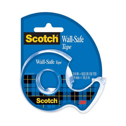 Scotch Wall-Safe Tape 19mmx16.5m Ref WST1965