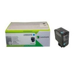 Lexmark C4150 Laser Toner Cartridge Page Life 16000pp Cyan Ref 24B6516