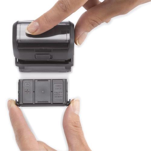 Trodat Printy 4913 Bespoke Custom Stamp Self-Inking Up to 8 lines 56x20mm Ref VC4913