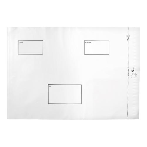 5 Star Elite DX Bags 600x700mm +50fl [Pack 50]