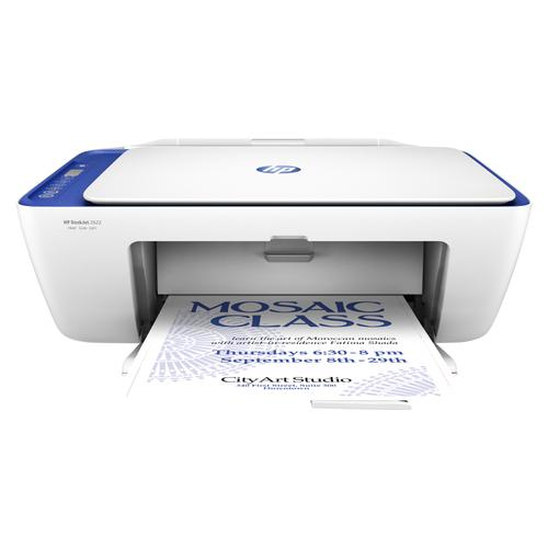 HP DeskJet 2622 Multifunction Inkjet A4 Printer Ref 4UJ28B