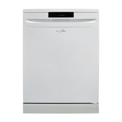 Statesman Dishwasher A++ Rating Flood Protection 60cm White Ref SFD12P