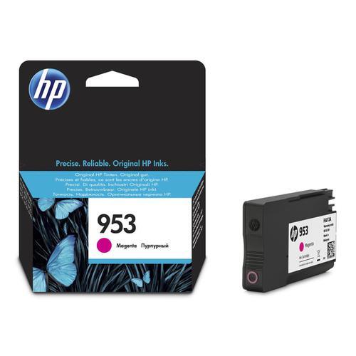 Hewlett Packard [HP] No.953 Inkjet Cartridge Page Life 700pp 10ml Magenta Ref F6U13AE