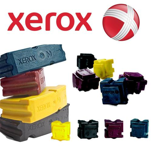 Xerox Solid Ink Sticks Page Life 16700pp Black Ref 108R00957 [Pack 6]