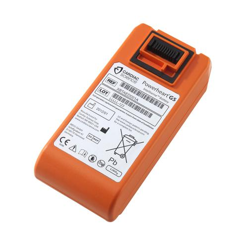Cardiac Science G5 Replacement Battery Ref CM1206 *Up to 7-10 Day Leadtime*