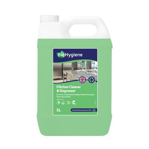 BioHygiene Kitchen Cleaner & Degreaser 5L Ref BH193