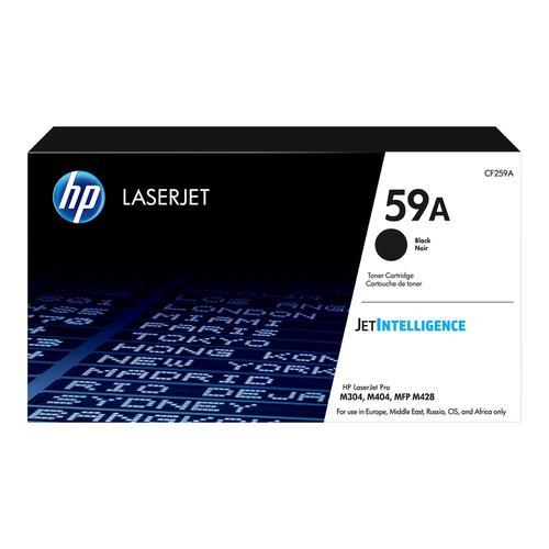 Hewlett Packard 59A Laser Toner Cartridge Page Life 3000pp Black Ref CF259A