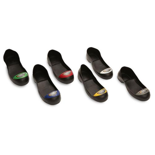 Safety Overshoe Toe Protect PVC 2XL Size 11-12.5 Black/Colour Ref SOVSXXL *Up to 3 Day Leadtime*