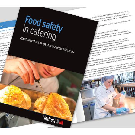 Click Medical Food Hygiene Book Comprehensive Manual Fully Illustrated Ref CM1321 *Up to 3 Day Leadtime*